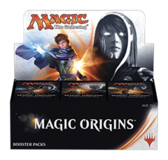 Origins Booster Box WEBSITE DIRECT PRICE