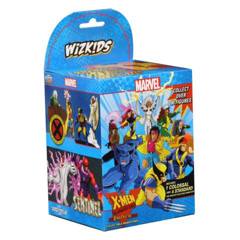 Marvel HeroClix X-Men the Animated Series: The Dark Phoenix Saga Booster Pack
