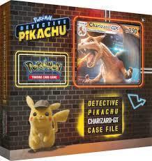Detective Pikachu Charizard Case File