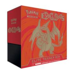 XY Evolutions Elite Trainer Box - Charizard