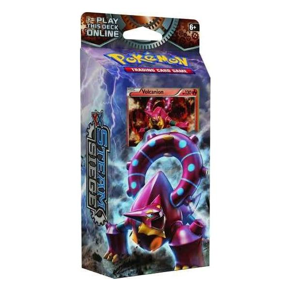 XY Steam Siege Theme Deck - Volcanion