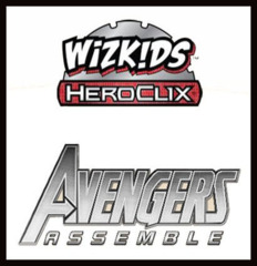 Marvel HeroClix: Avengers Assemble Booster Brick Case