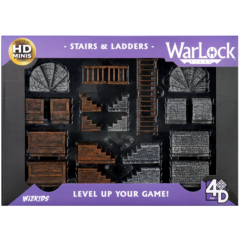 WarLock Tiles: Stairs & Ladders