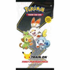 Pokemon TCG: First Partner (Galar) LIMIT 3 PER CUSTOMER