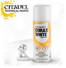 Citadel Paint Corax White Spray (800Ml)