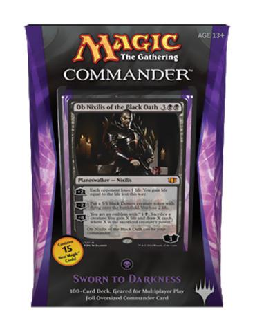 Commander 2014: Sworn to Darkness (Black)