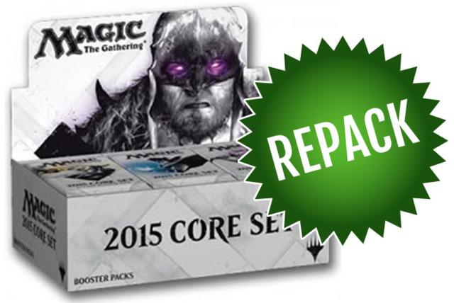 Magic 2015 M15 Booster Box Repack