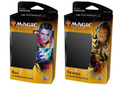 Guilds of Ravnica Planeswalker Decks - Set of Two