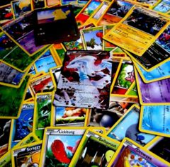 100 Pokemon Cards with Guaranteed Full Art or EX: Repack