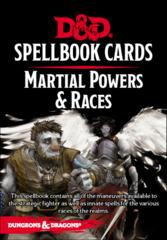 D&D Spellbook Cards - Martial Deck Revised