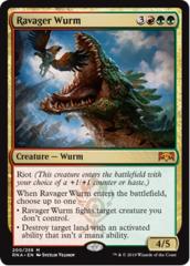 Ravager Wurm - Ravnica Allegiance