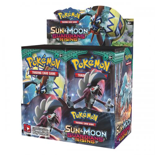 Pokemon Sun & Moon Guardians Rising Booster Box