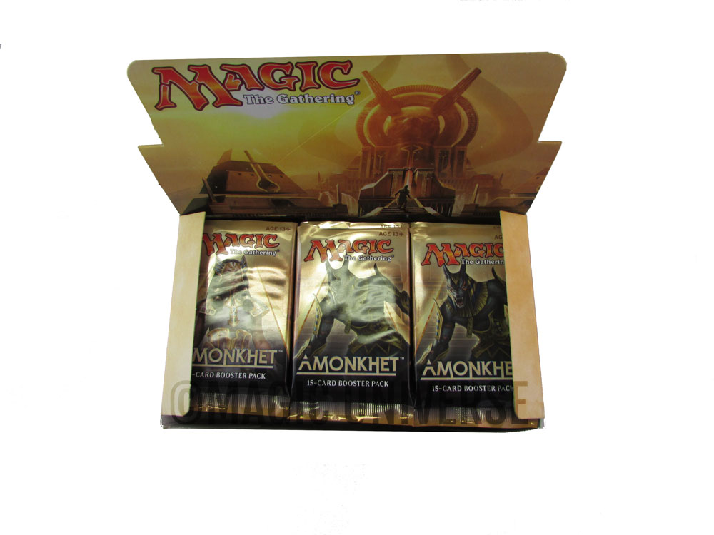 Amonkhet Booster Box Repack - Magic Products » Magic Lots » Magic