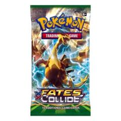 XY Fates Collide Booster Pack