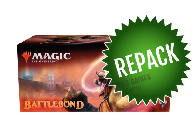 Battlebond Booster Box Repack