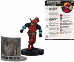 Championpool - 062 - Chase- w/card and Clix FX base