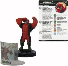 Hulkpool - 064 - Chase- w/card and Clix FX base