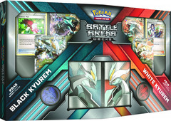 Pokemon Battle Arena Decks: Black Kyurem Vs White Kyurem