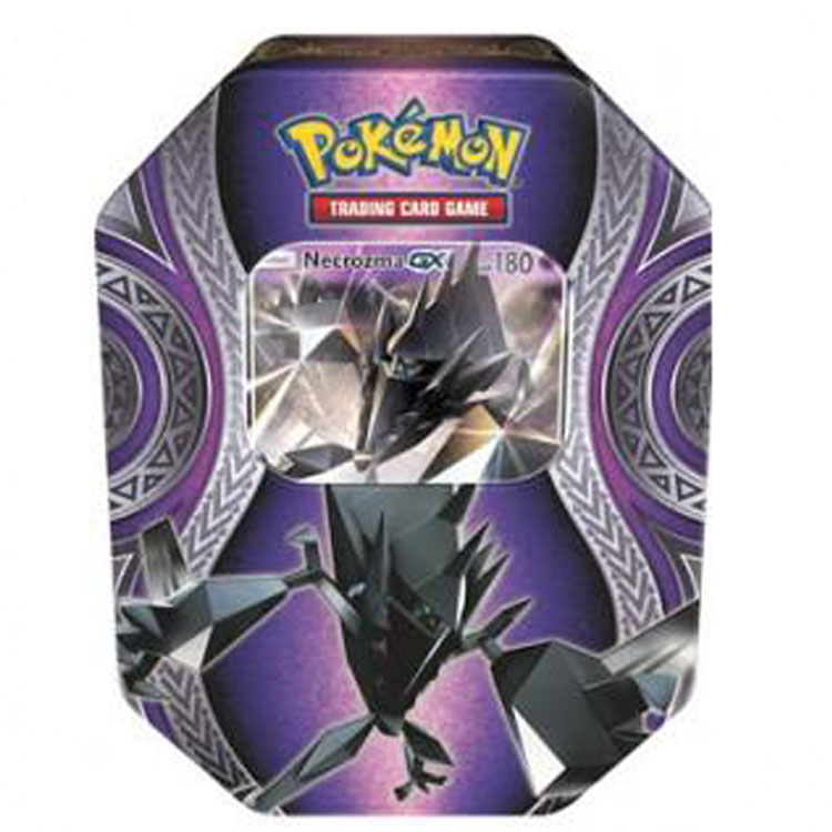 Mysterious Powers  Tin - Necrozma GX