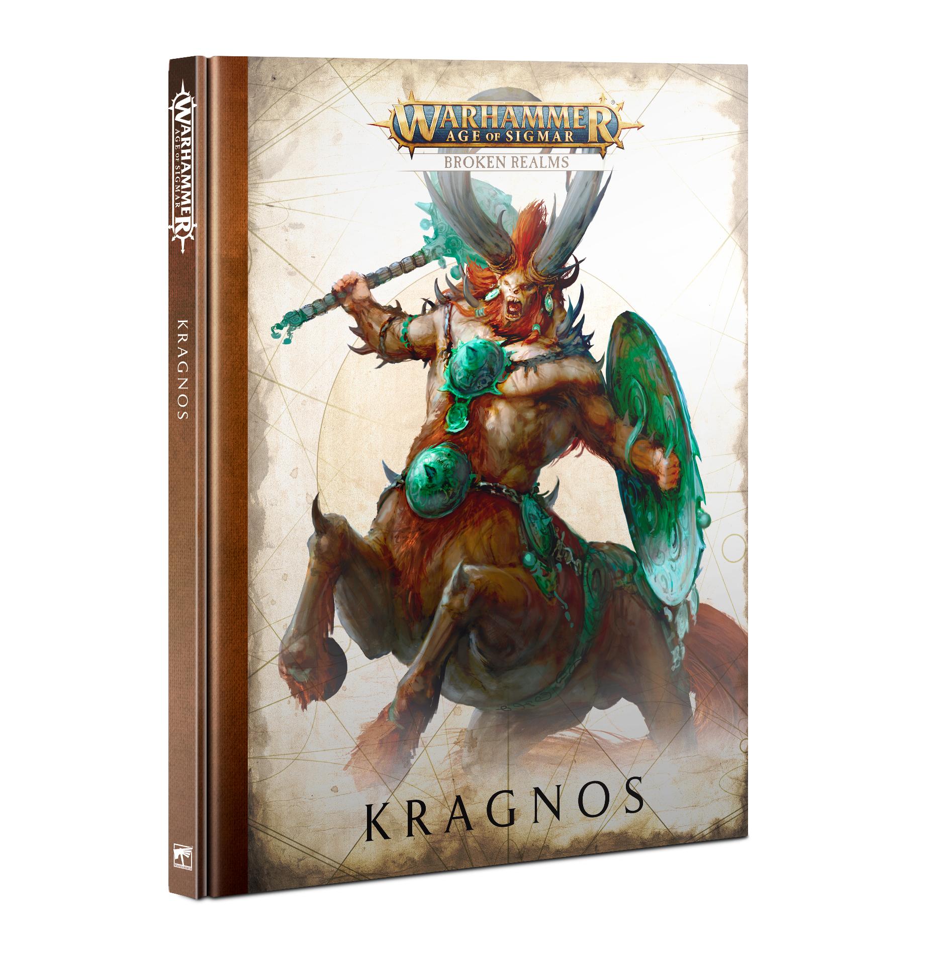 Broken Realms: Kragnos Handbook