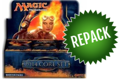 Magic 2014 M14 Booster Box Repack