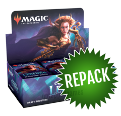 Commander Legends Booster Box Repack
