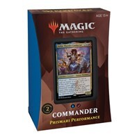 Strixhaven Commander Deck: Prismari Performance LIMIT 2 PER CUSTOMER