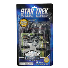 Star Trek Heroclix: Tactics Series IV Starter Set
