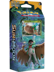Sun & Moon Theme Deck - Forest Shadow