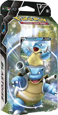 V Battle Decks - Blastoise