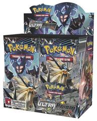 Sun & Moon - Ultra Prism Booster Box