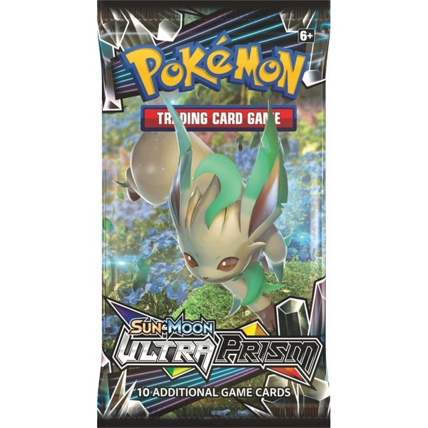 Sun & Moon Ultra Prism Booster Pack