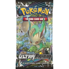 Ultra Prism Booster Pack