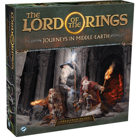 The Lords of the Rings: Journeys in Middle-Earth - Shadowed Paths Expansion