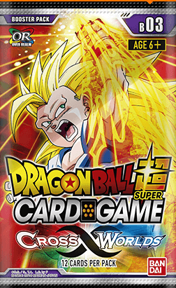 Dragon Ball Super: Cross Worlds Booster Pack