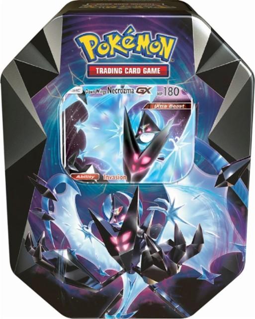 Pokemon Tins: Necrozma Prism - Dawn Wings Necrozma-GX