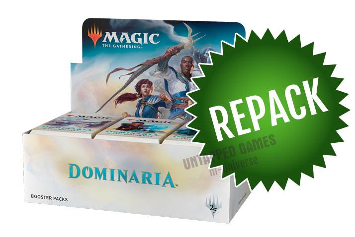 Dominaria Booster Box Repack