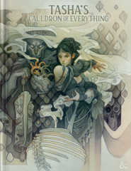 Tasha's Cauldron of Everything Alternative Cover