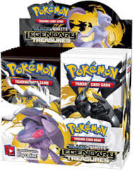 Black & White - Legendary Treasures BW11 Booster Box