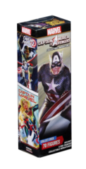 Marvel Heroclix Captain America and the Avengers Booster Pack