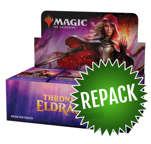 Throne of Eldraine Booster Box Repack