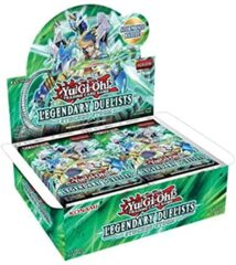 Legendary Duelists: Synchro Storm Booster Box Display