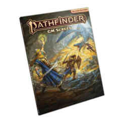Pathfinder Second Edition GM Screen