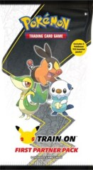 Pokemon TCG: First Partner (Unova) LIMIT 3 PER CUSTOMER