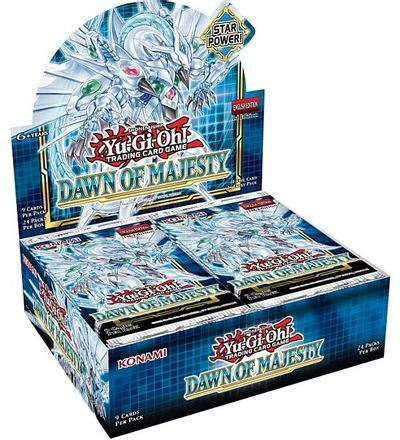 Dawn of Majesty 1st Edition Booster Box