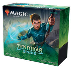 Zendikar Rising Bundle DELAYED RELEASE - Sometime AFTER 9/25/20
