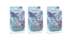 Structure Deck: Freezing Chains 1st Edition - Set of 3