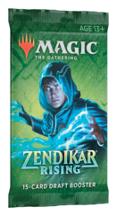 Zendikar Rising Draft Booster Pack RELEASE DAY 9-25-20