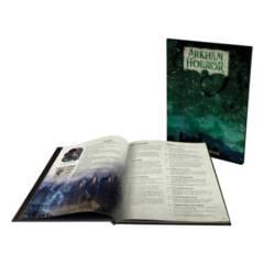 Arkham Horror Deluxe Rulebook