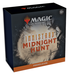 Innistrad: Midnight Hunt TAKE-HOME Prerelease (includes 2 Set Boosters) SEPT 17-23